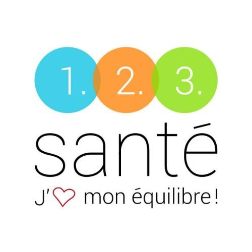 Logo 123 Santé Inc