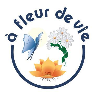 Logo À Fleur de Vie