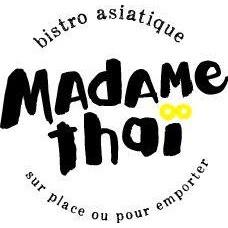 Logo Madame Thai Bistro