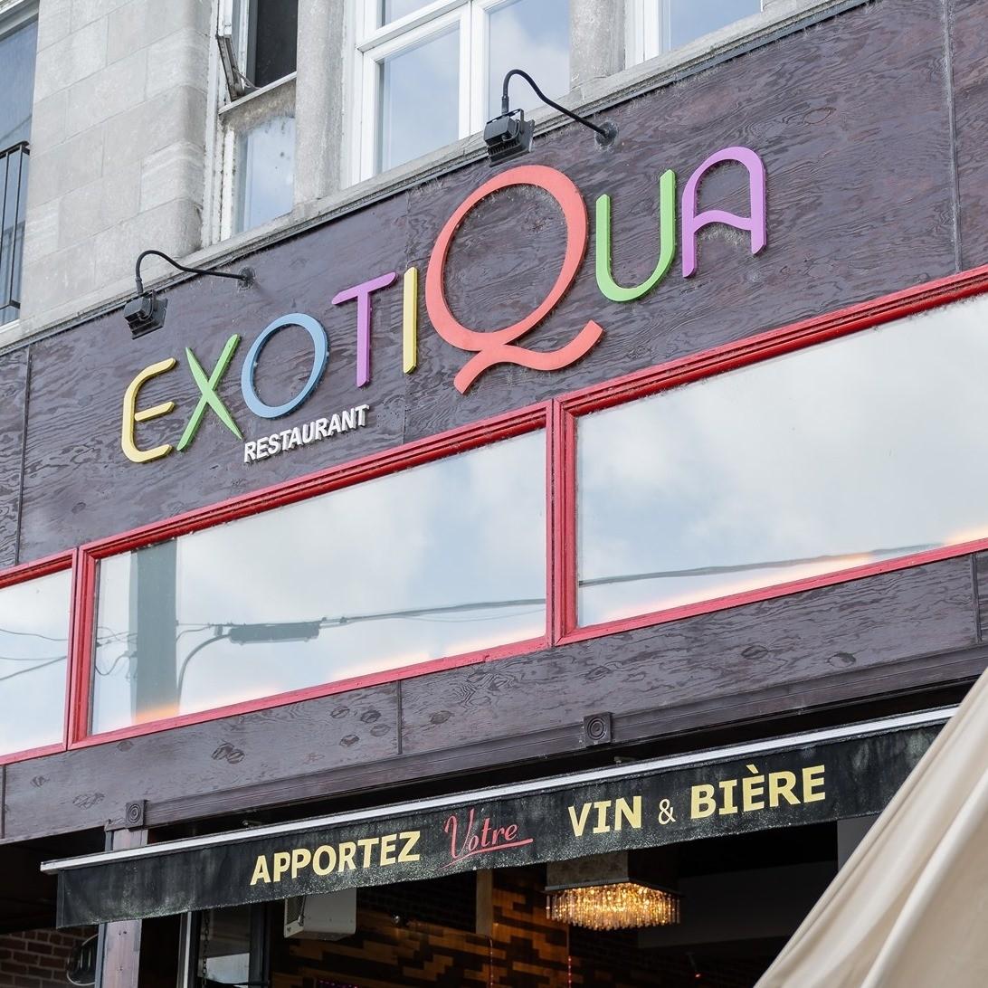 Logo Restaurant ExotiQua