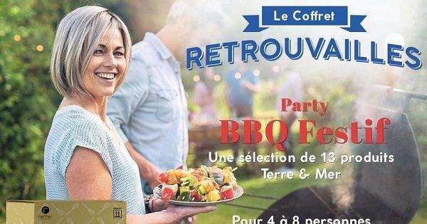 Concours Gagnez un coffret BBQ Festif offert par Jérôme Ferrer!
