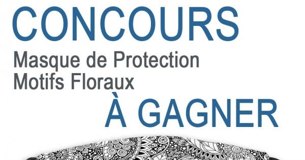 Concours Masque de Protection à Gagner