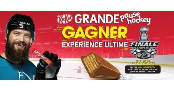 Concours Gagnez une expérience ultimate à la finale de la Coupe Stanley de 2021!