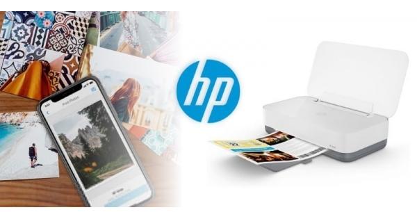 Concours Gagnez une imprimante Tango de HP conçue spécialement pour votre téléphone intelligent!