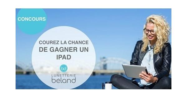 Concours Gagnez un iPad!