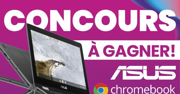Concours Gagnez un ordinateur portable offert par Fleetinfo Experts TI!