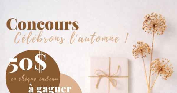 Concours Gagnez un chèque-cadeau d'une VALEUR DE 50$ à dépenser dans les Bijouteries du Québec!