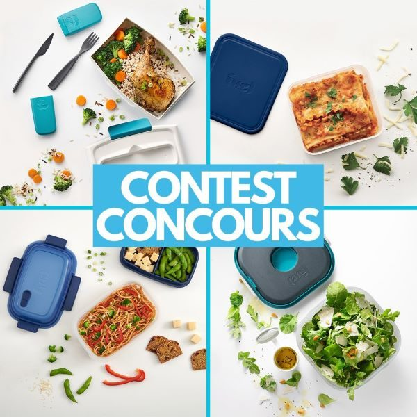 Concours Gagnez un ensemble de plat de la collection Fuel de Trudeau!