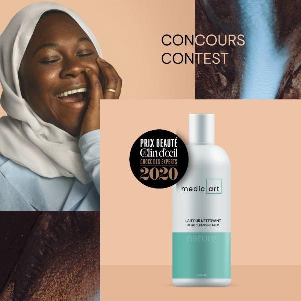 Concours Gagnez un produit de beauté offert par Epiderma!