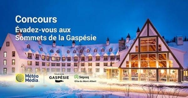 Concours Gagnez un séjour au paradis des sports d'hiver!