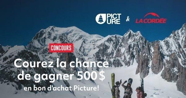 Concours Gagnez 500$ en bon d'achat Picture!
