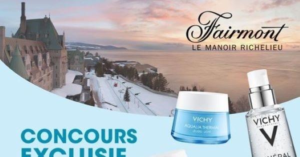 Concours Gagnez l'un des 5 SÉJOURS au Fairmont Le Manoir Richelieu de La Malbaie!