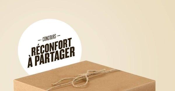 Concours Gagnez une boîte remplie de produits québécois réconfortants!