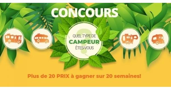 Concours Gagnez l'un des 20 prix offerts par VR St-Cyr!