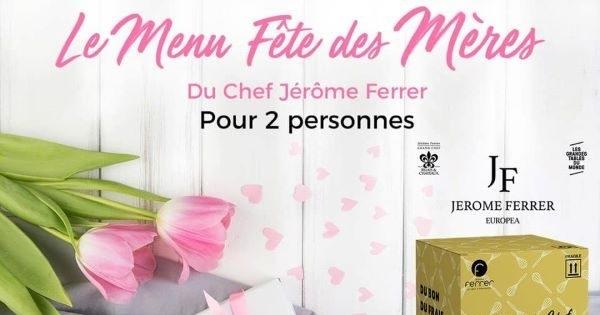 Concours Gagnez un coffret fête des mères de la Boîte du Chef!