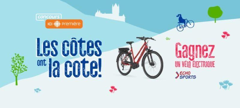 Concours Gagnez un vélo électrique Gazelle Medeo T9  d'une valeur de 3 400$!