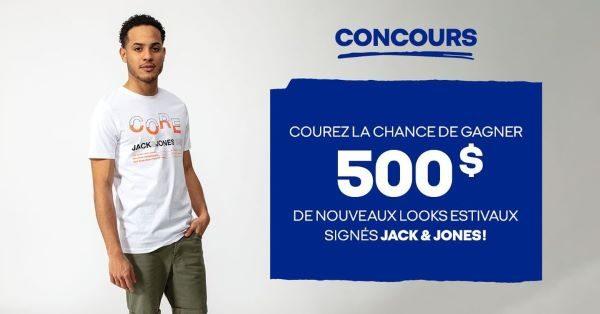 Concours Gagnez 500$ de Nouveaux Looks pour l'Été!