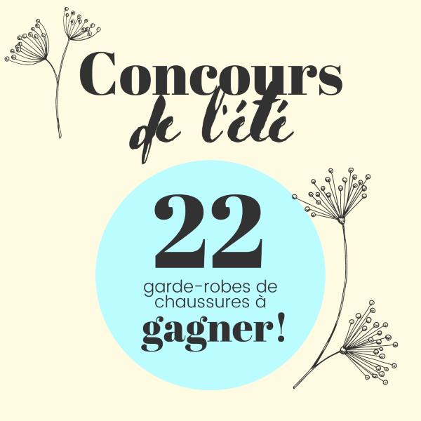 Concours CONCOURS PANDA : GAGNEZ UNE GARDE-ROBE COMPLÈTE POUR L'ÉTÉ!