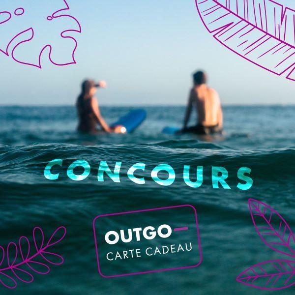 Concours GAGNEZ UNE CARTE-CADEAU OUTGO DE $100!