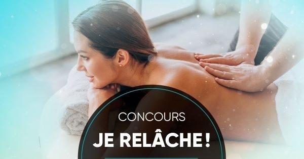 Concours Gagnez un des 2 forfaits Santé-beauté offerts par Spa Escale Santé!
