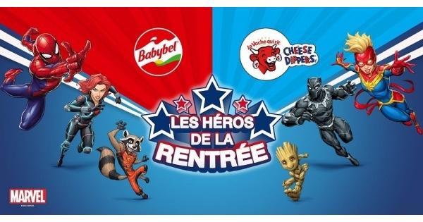Concours Gagnez un an de fromage gratuit et une carte-cadeau Disney!