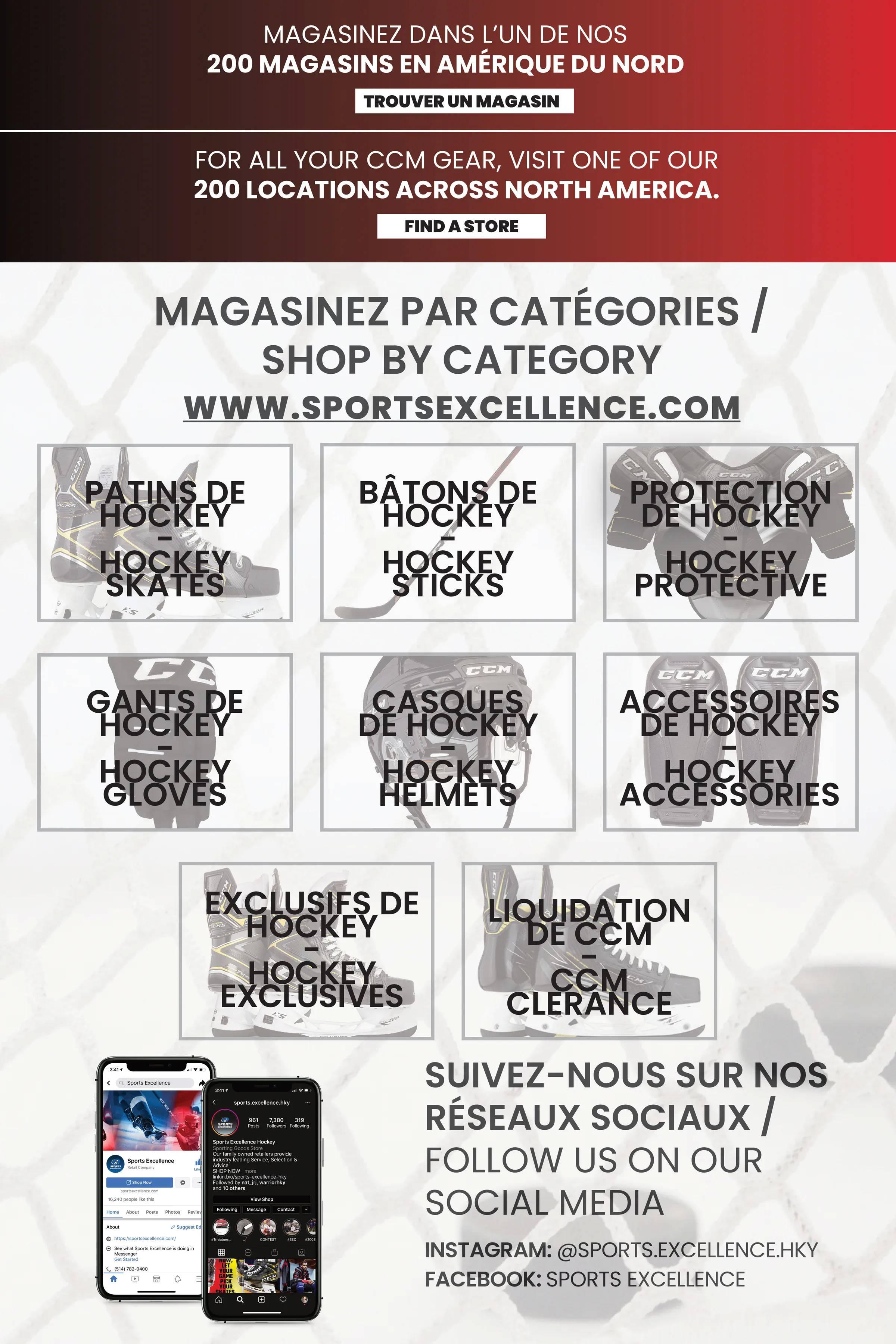 Circulaire Sports Excellence du 27 août au 22 septembre 2021 - Page 12