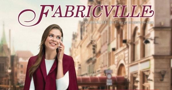 Image de la Promotion Circulaire Fabricville du  1 au 27 septembre 2021