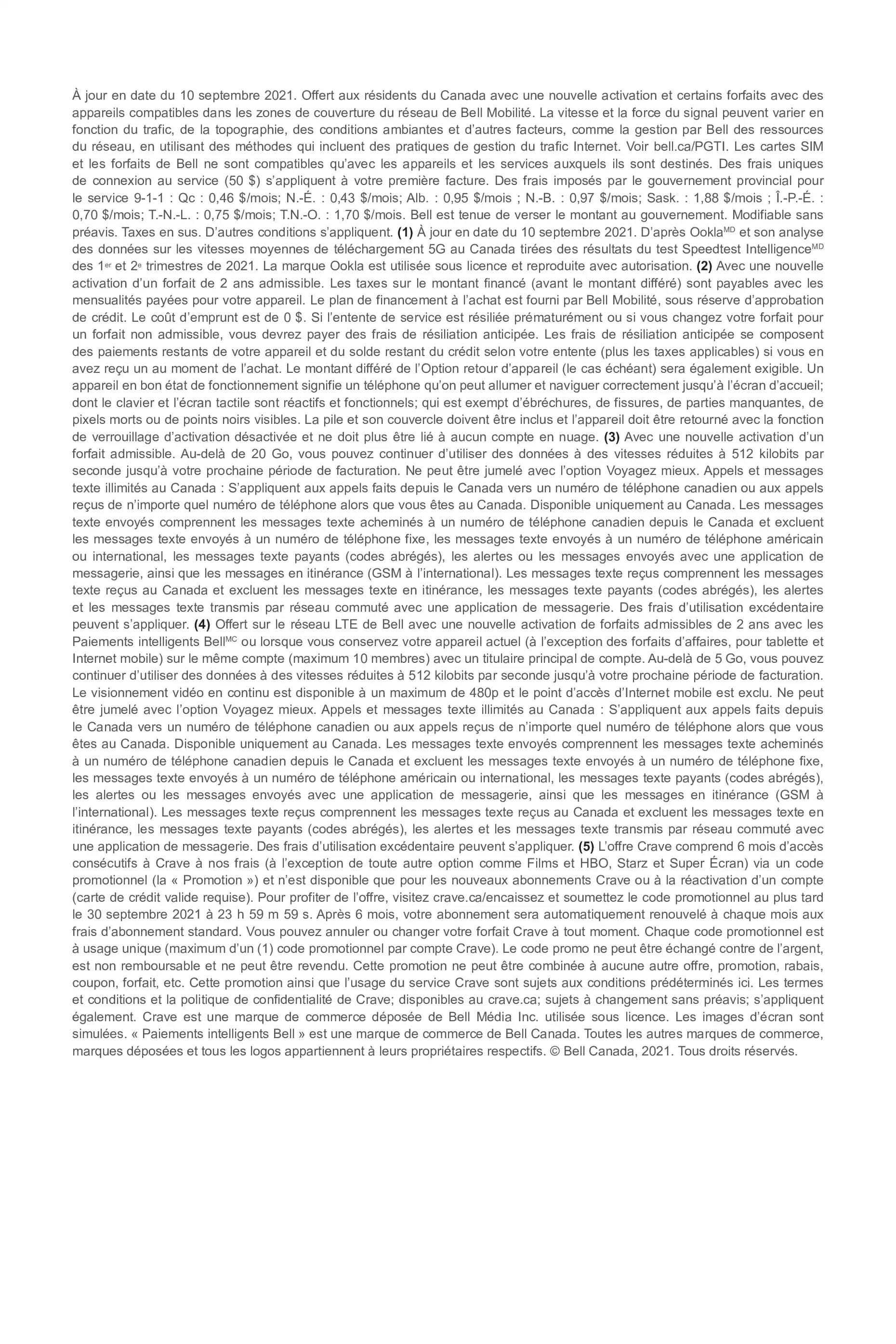 Circulaire Bell du 10 au 30 Septembre 2021 - Page 8