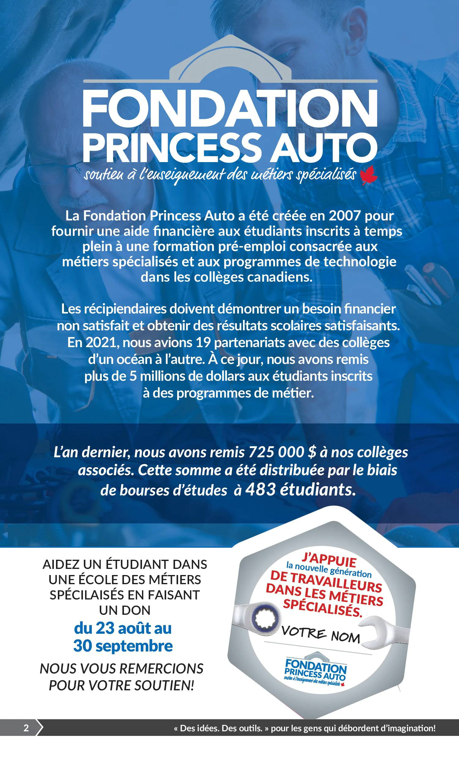 Circulaire Princess Auto du 14 au 26 septembre 2021 - Page 6