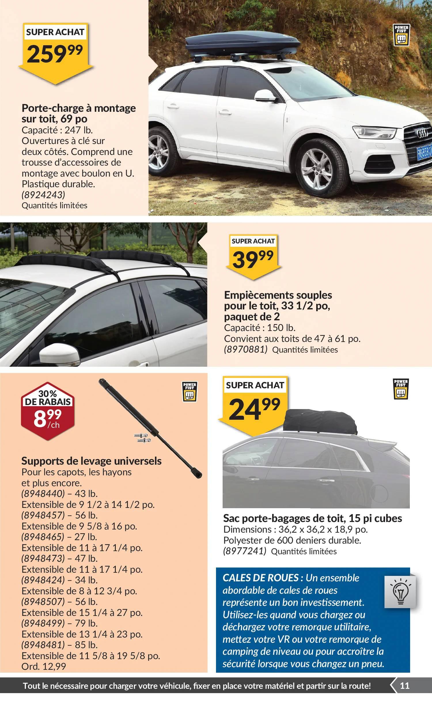 Circulaire Princess Auto du 14 au 26 septembre 2021 - Page 15