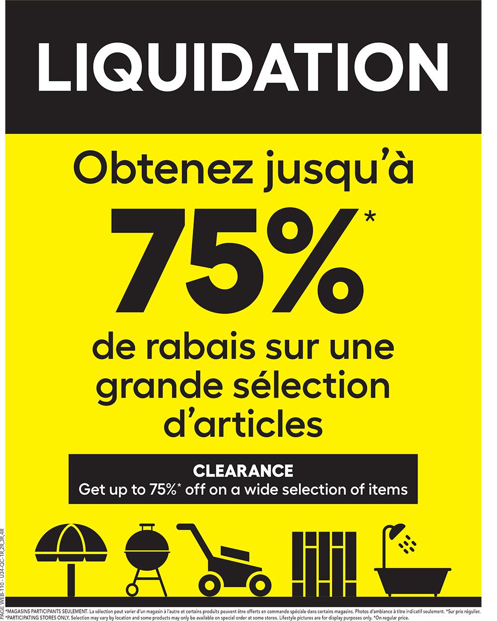 Circulaire Réno-Depot du 16 au 22 Septembre 2021 - Page 9