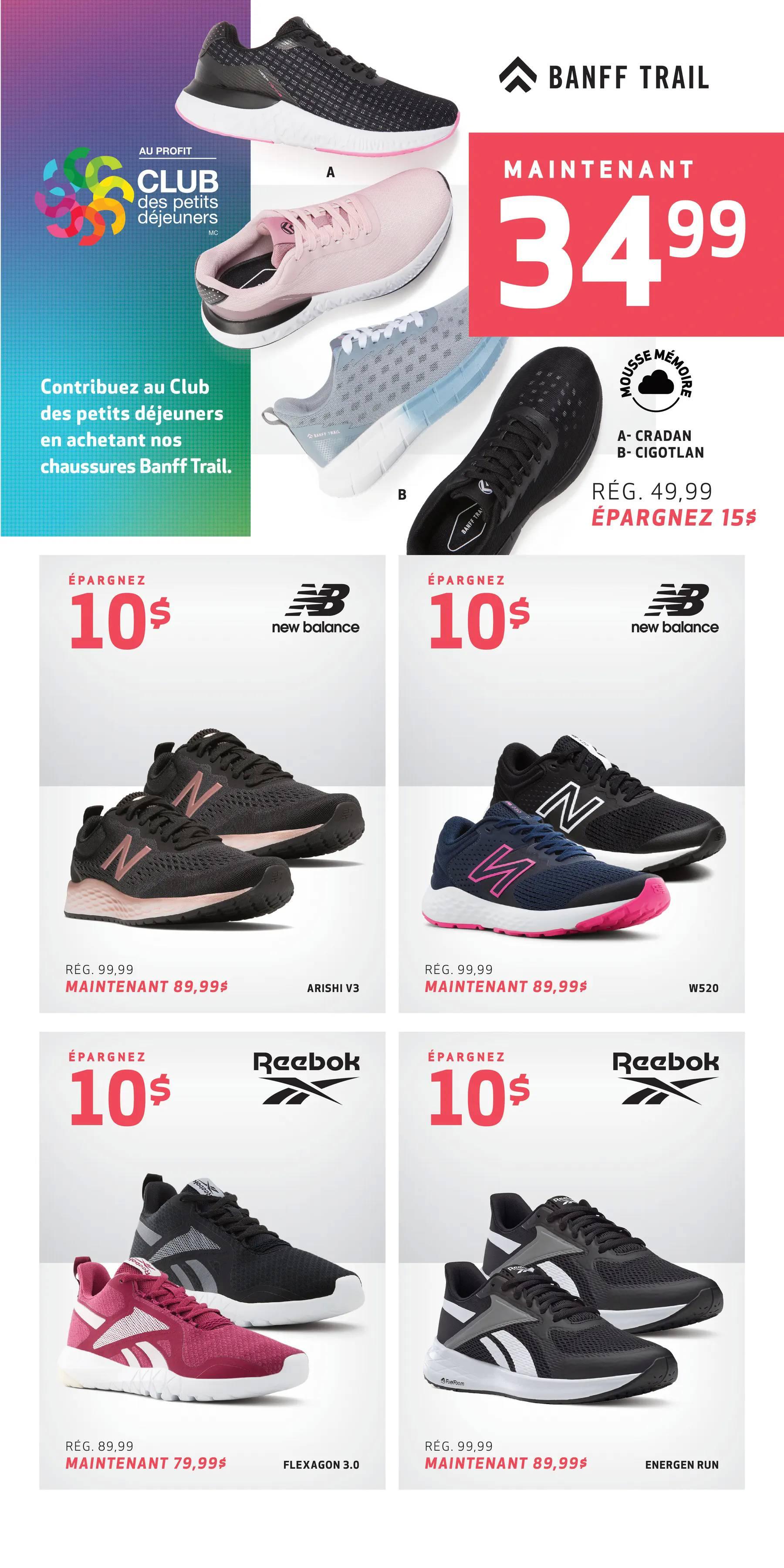 Circulaire Chaussures GLOBO du 15 au 26 Septembre 2021 - Page 4