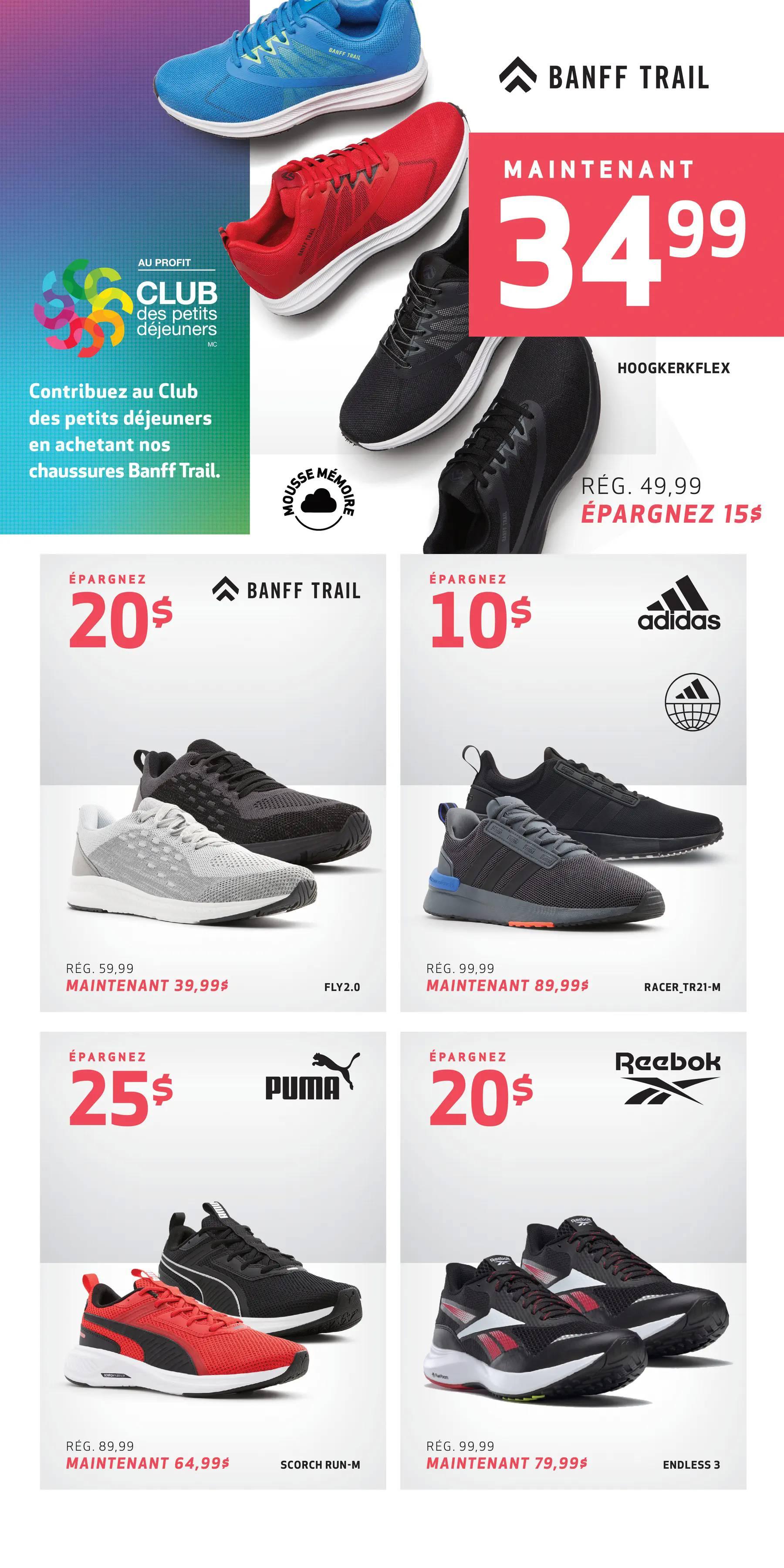 Circulaire Chaussures GLOBO du 15 au 26 Septembre 2021 - Page 5