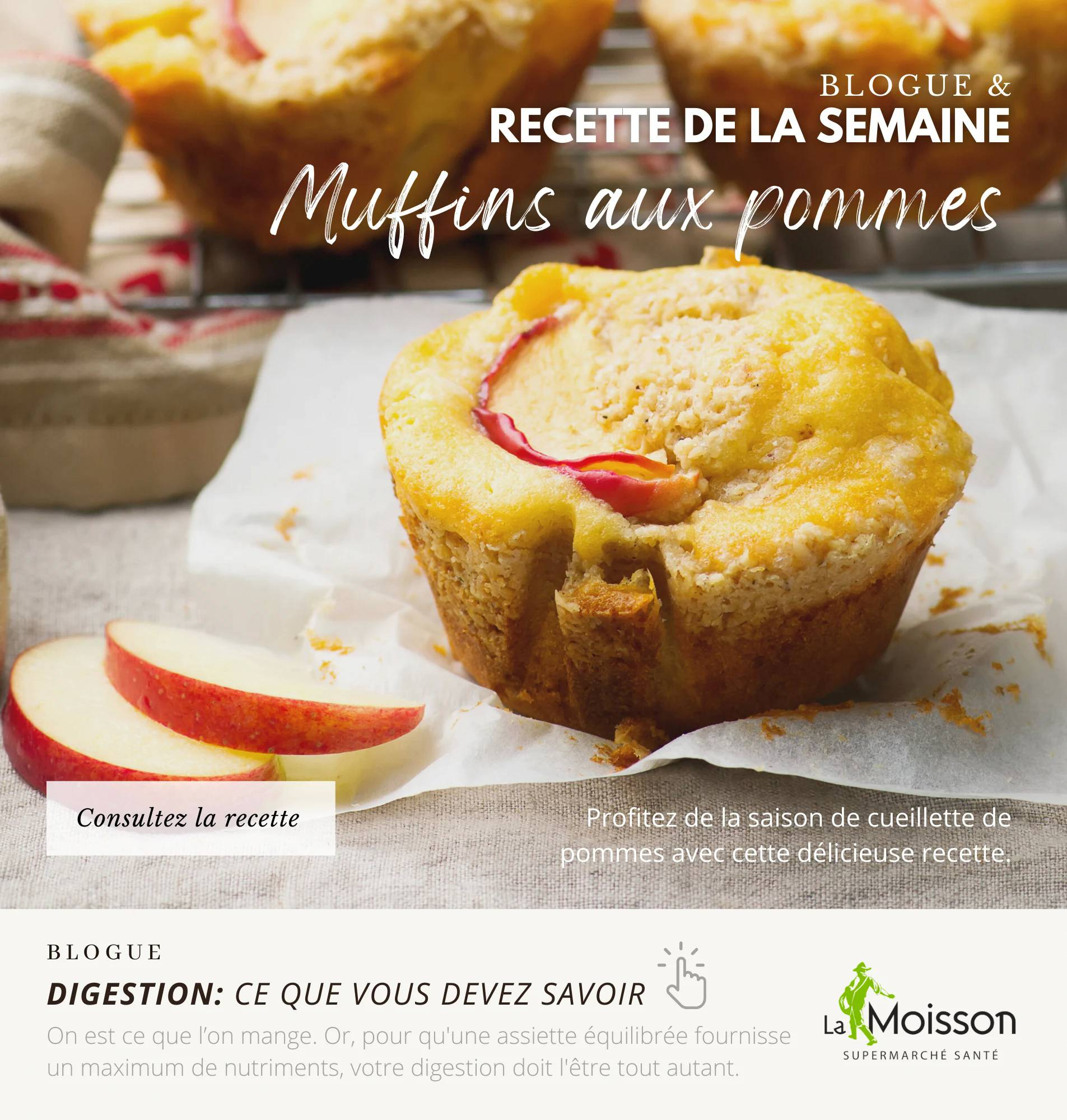 Circulaire La Moisson Supermarché Santé du 16 au 22 Septembre 2021 - Page 6