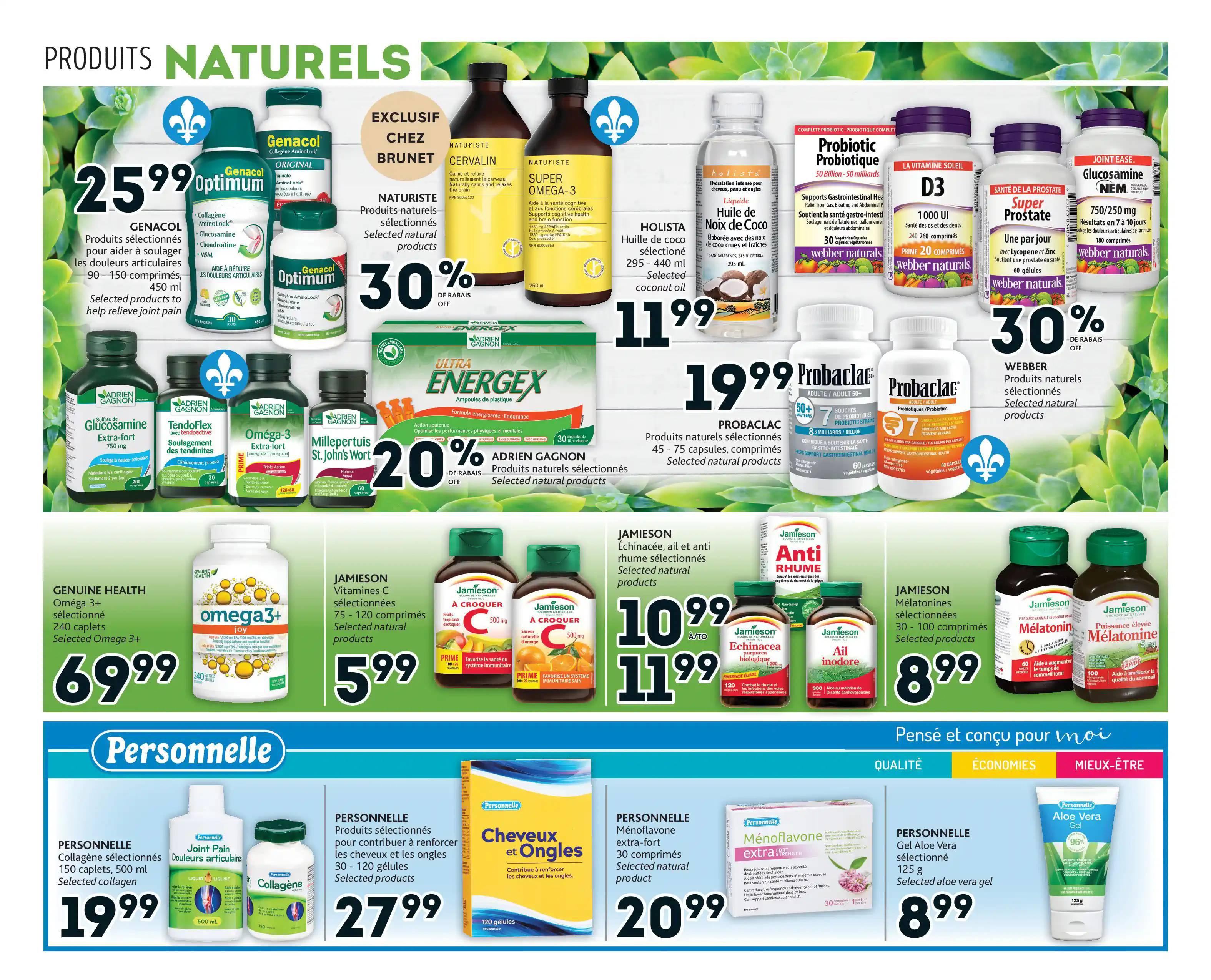 Circulaire Brunet - Pharmacie du 23 au 29 Septembre 2021 - Page 2