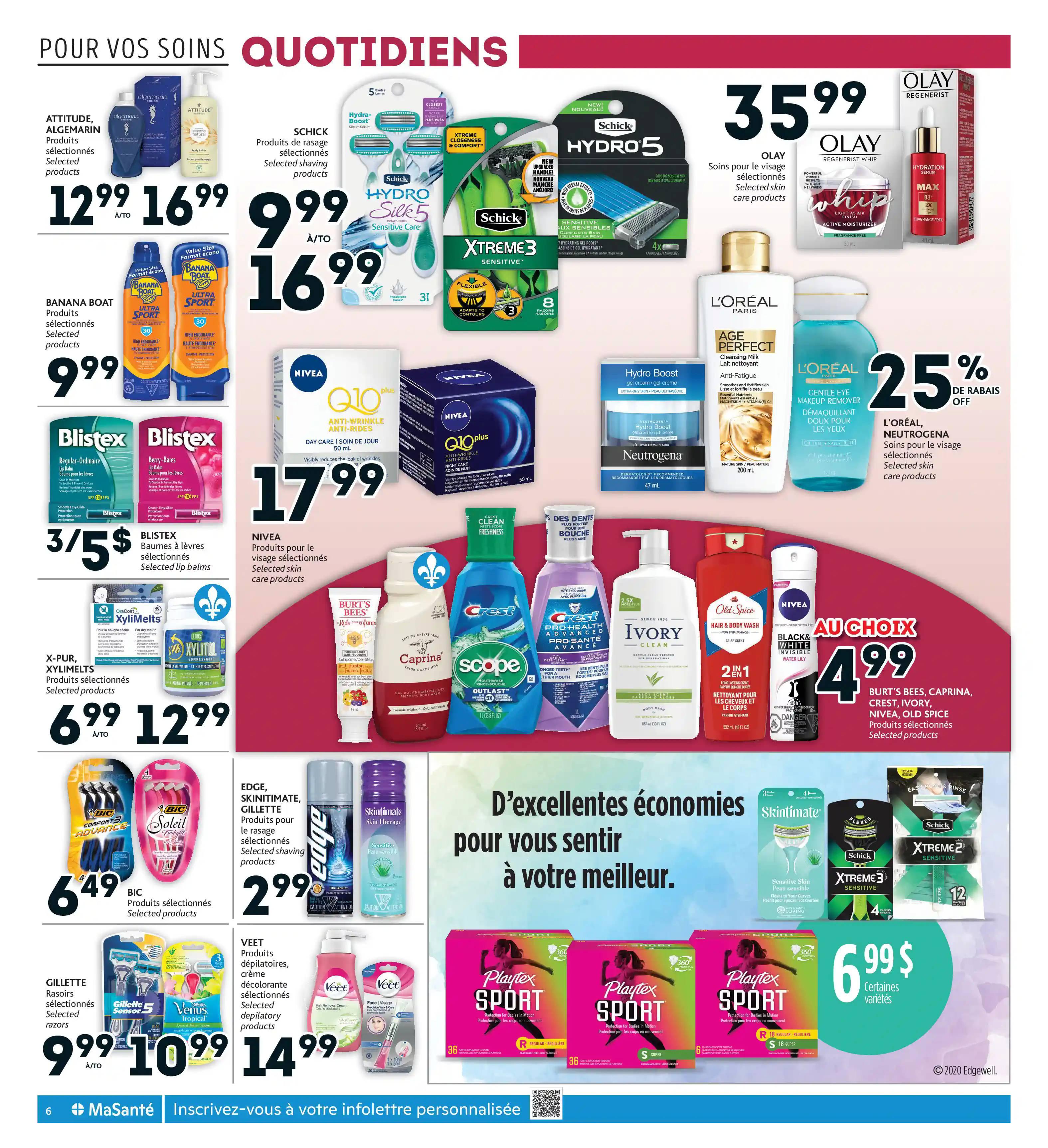 Circulaire Brunet - Pharmacie du 23 au 29 Septembre 2021 - Page 6