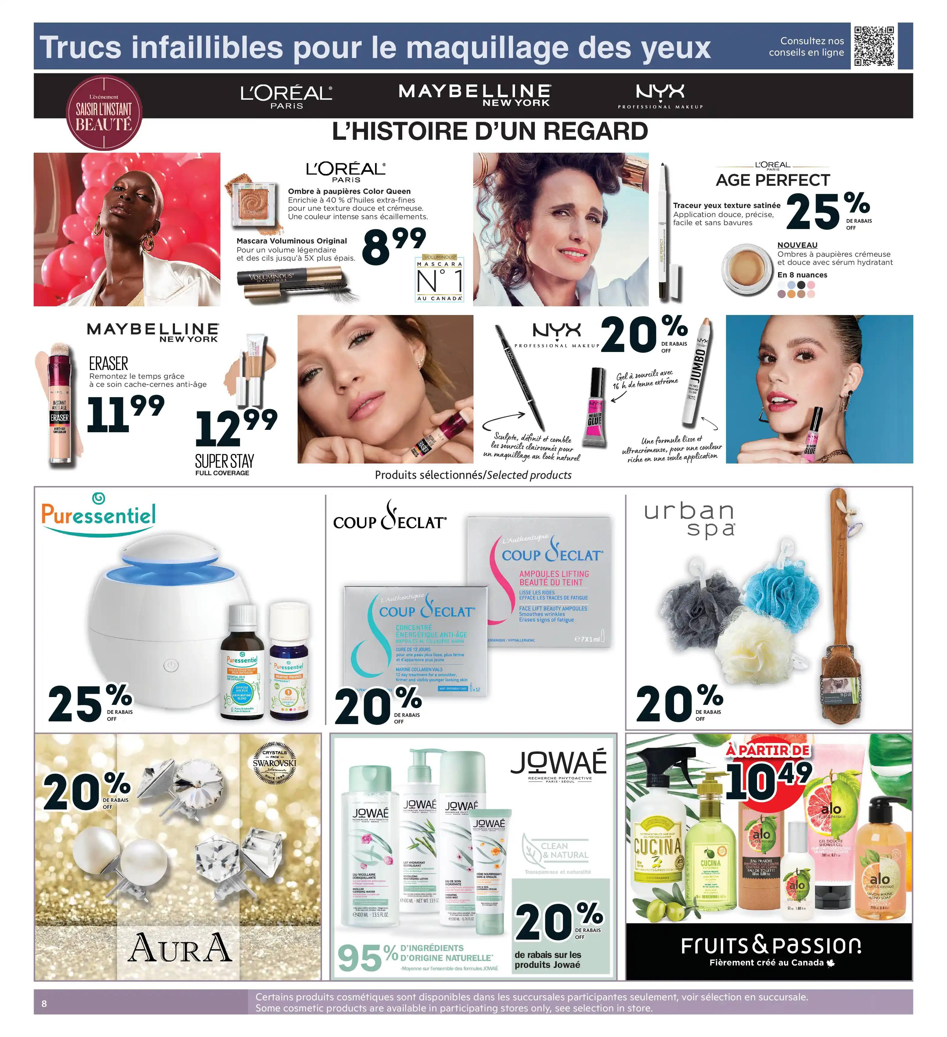 Circulaire Brunet - Pharmacie du 23 au 29 Septembre 2021 - Page 8