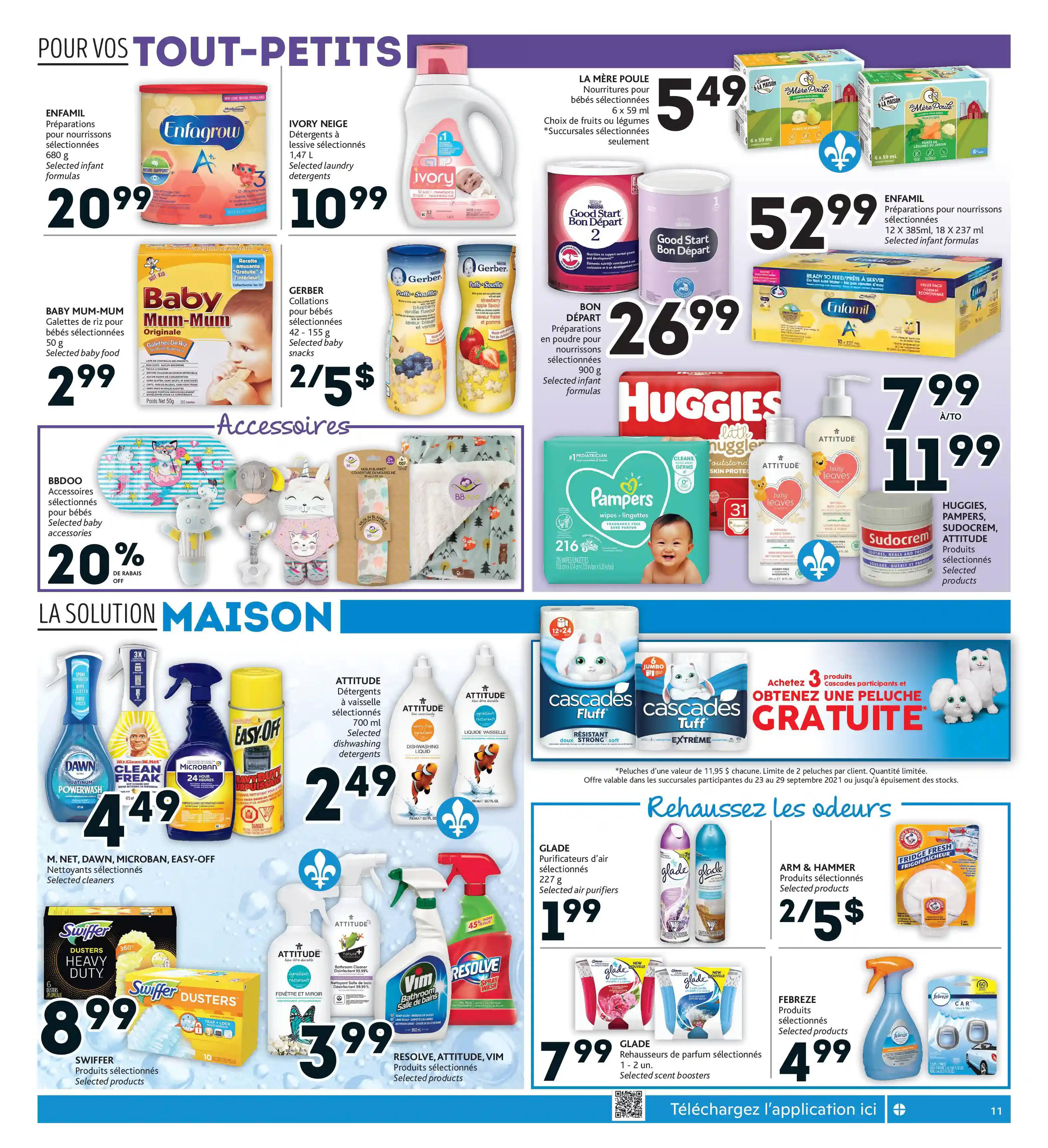 Circulaire Brunet - Pharmacie du 23 au 29 Septembre 2021 - Page 11