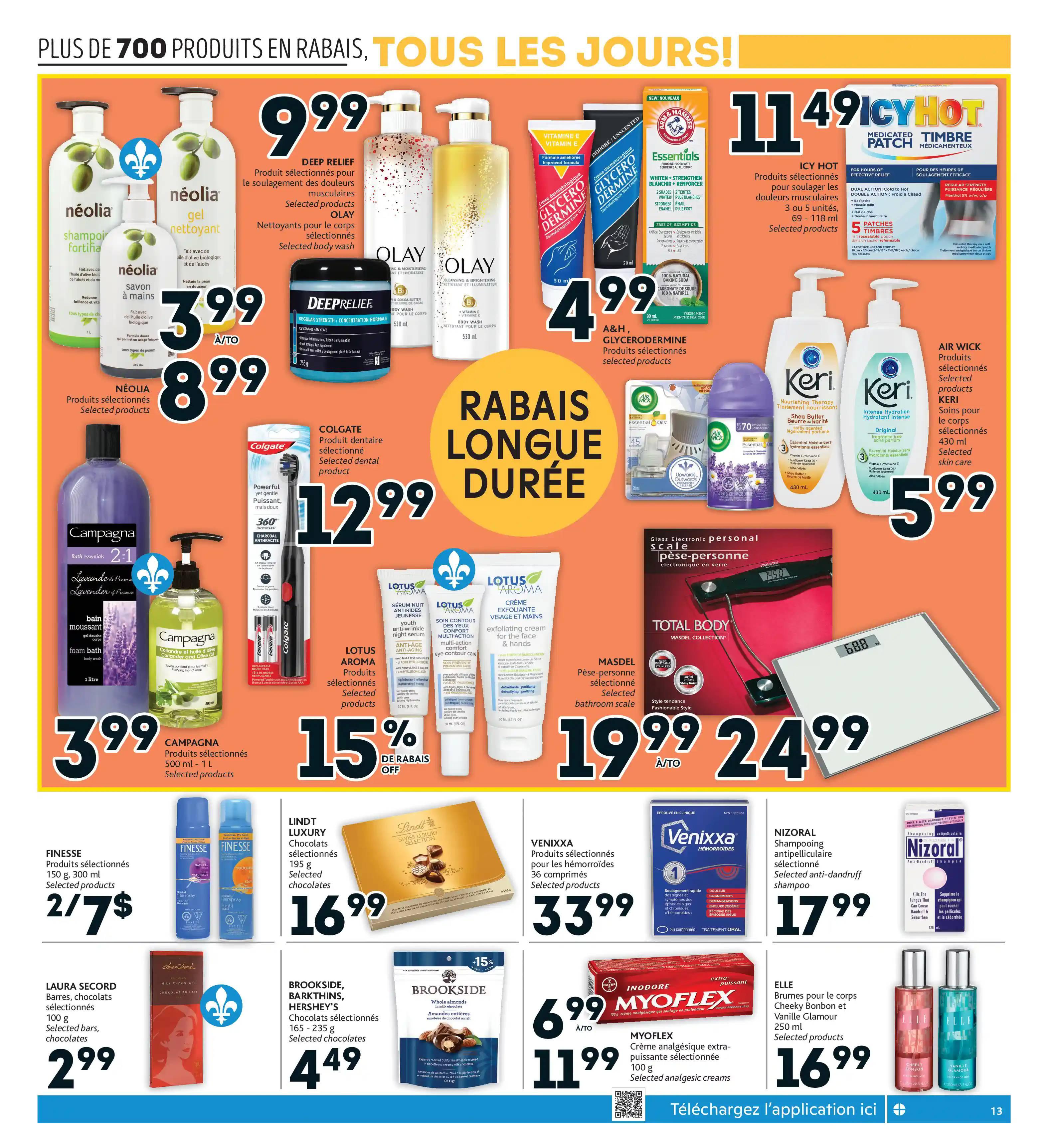 Circulaire Brunet - Pharmacie du 23 au 29 Septembre 2021 - Page 13