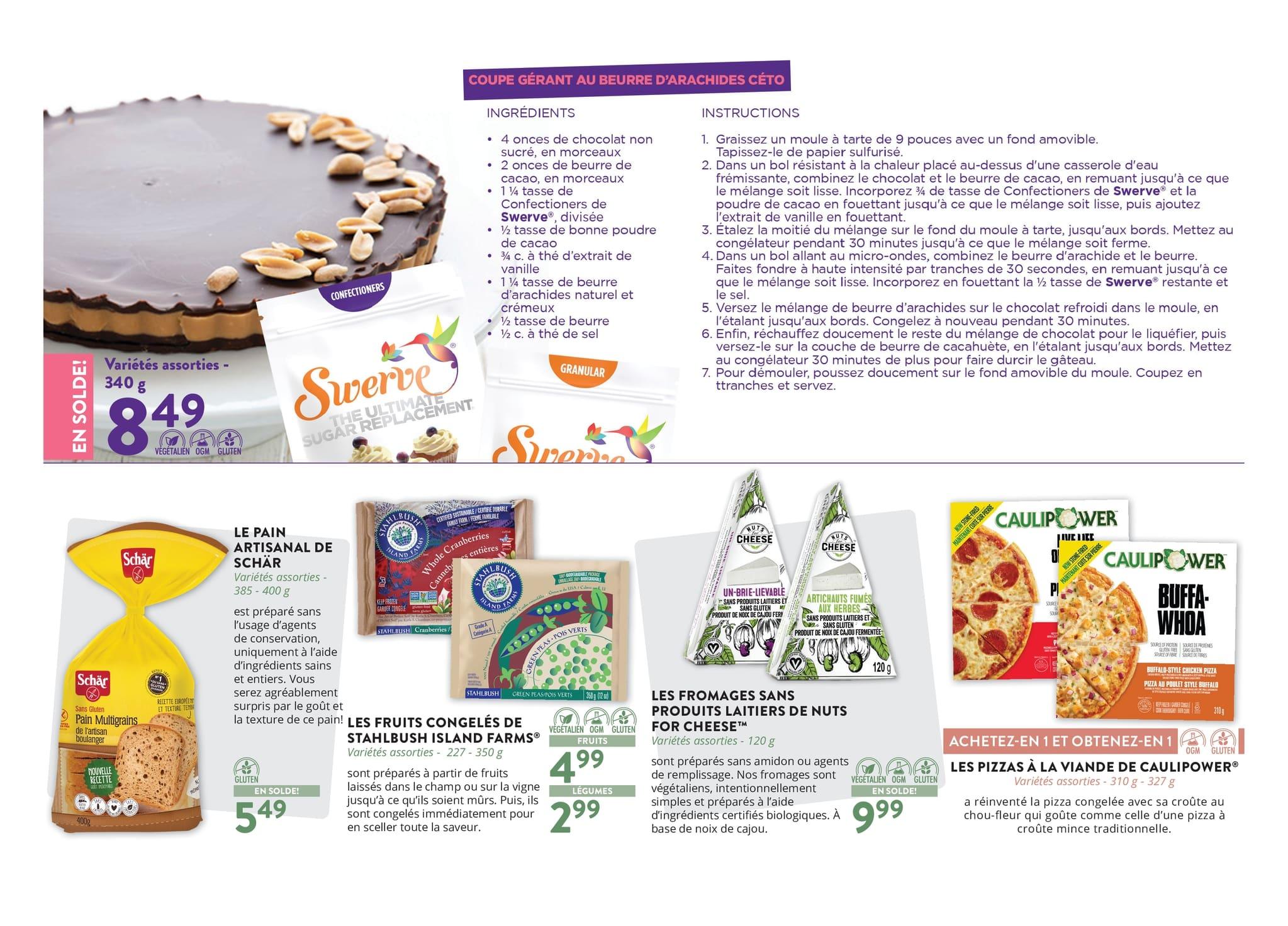 Circulaire Aliments Naturels Pleine Lune du  1 au 16 octobre 2021 - Page 4