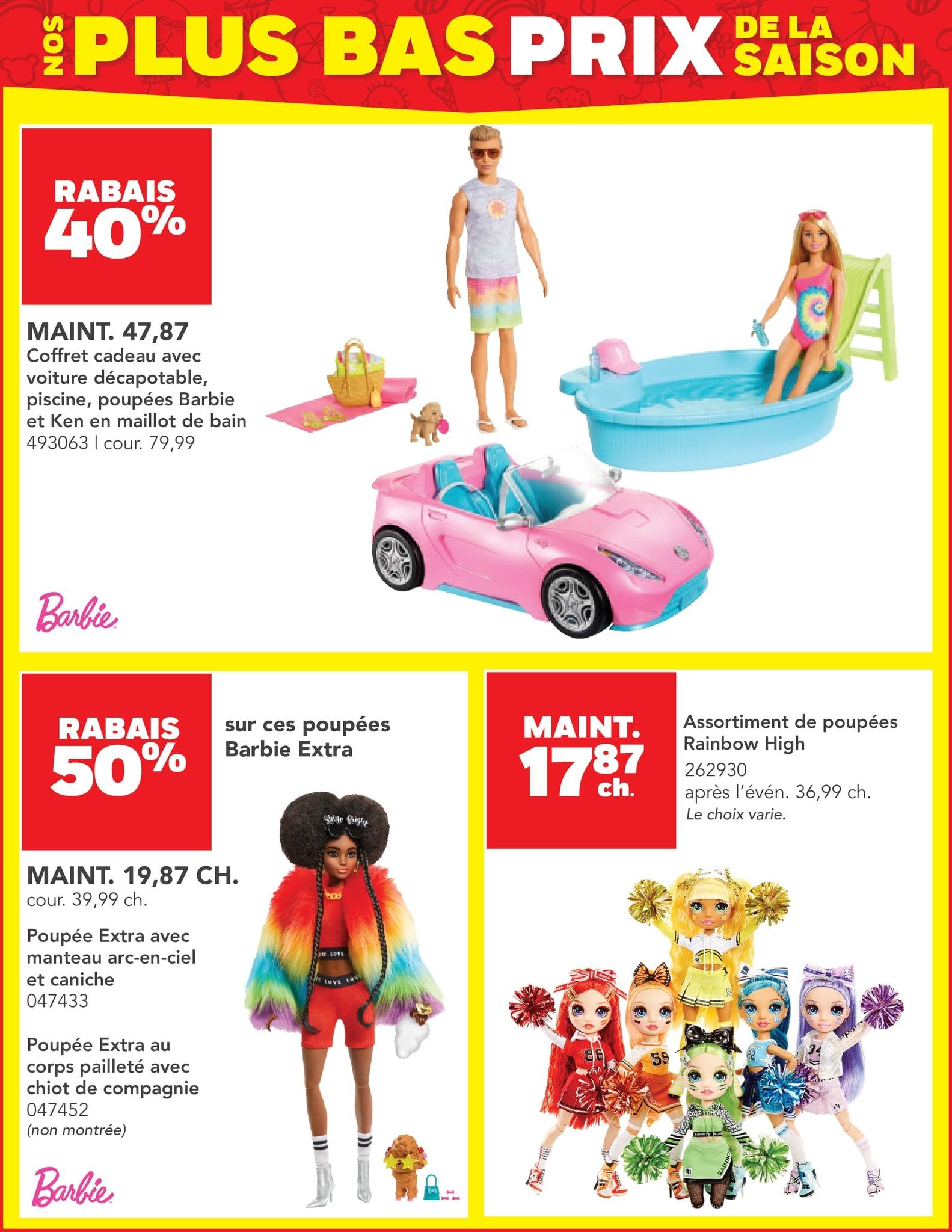 Circulaire Toys 'R' us du 14 au 27 octobre 2021 - Page 5