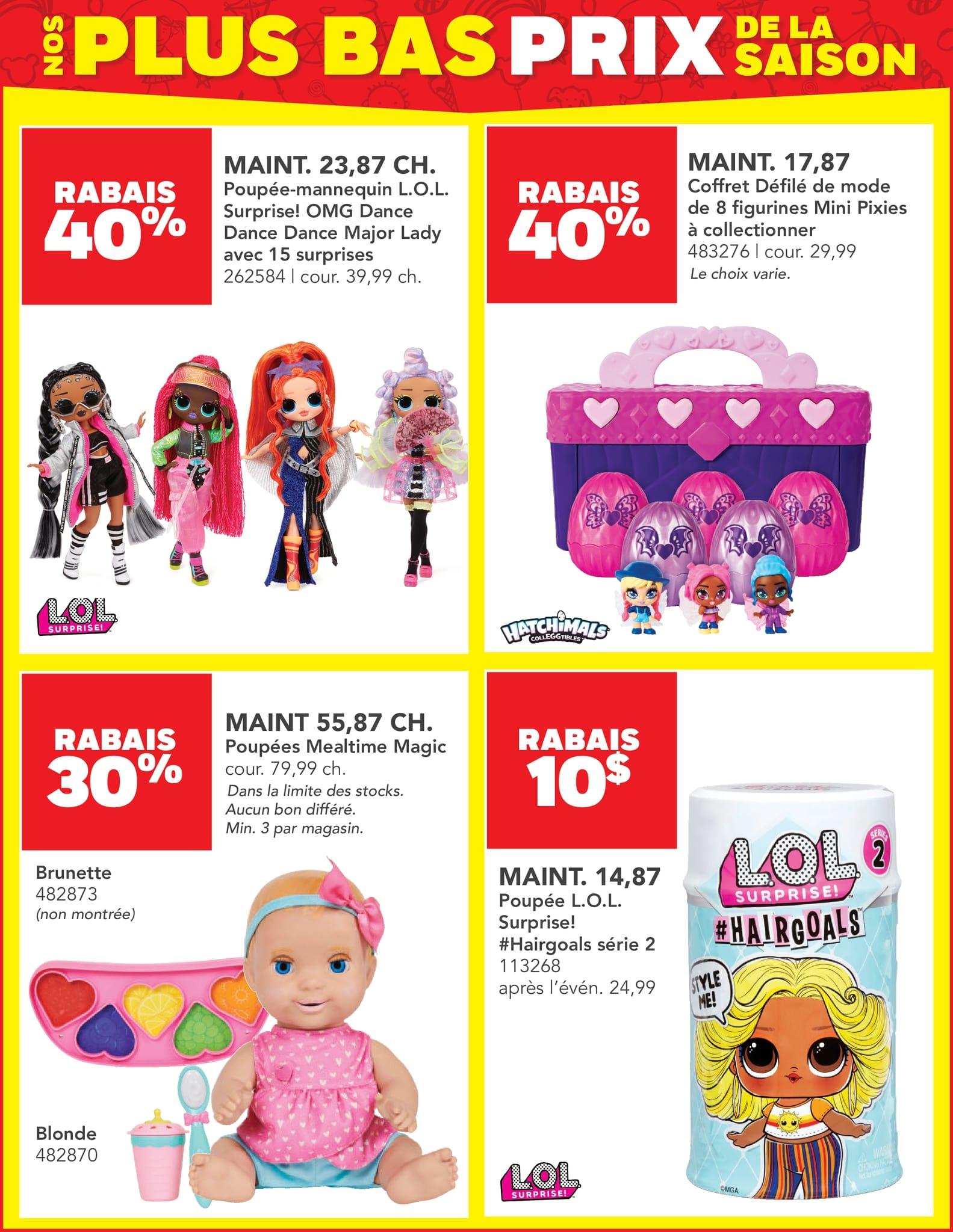 Circulaire Toys 'R' us du 14 au 27 octobre 2021 - Page 6