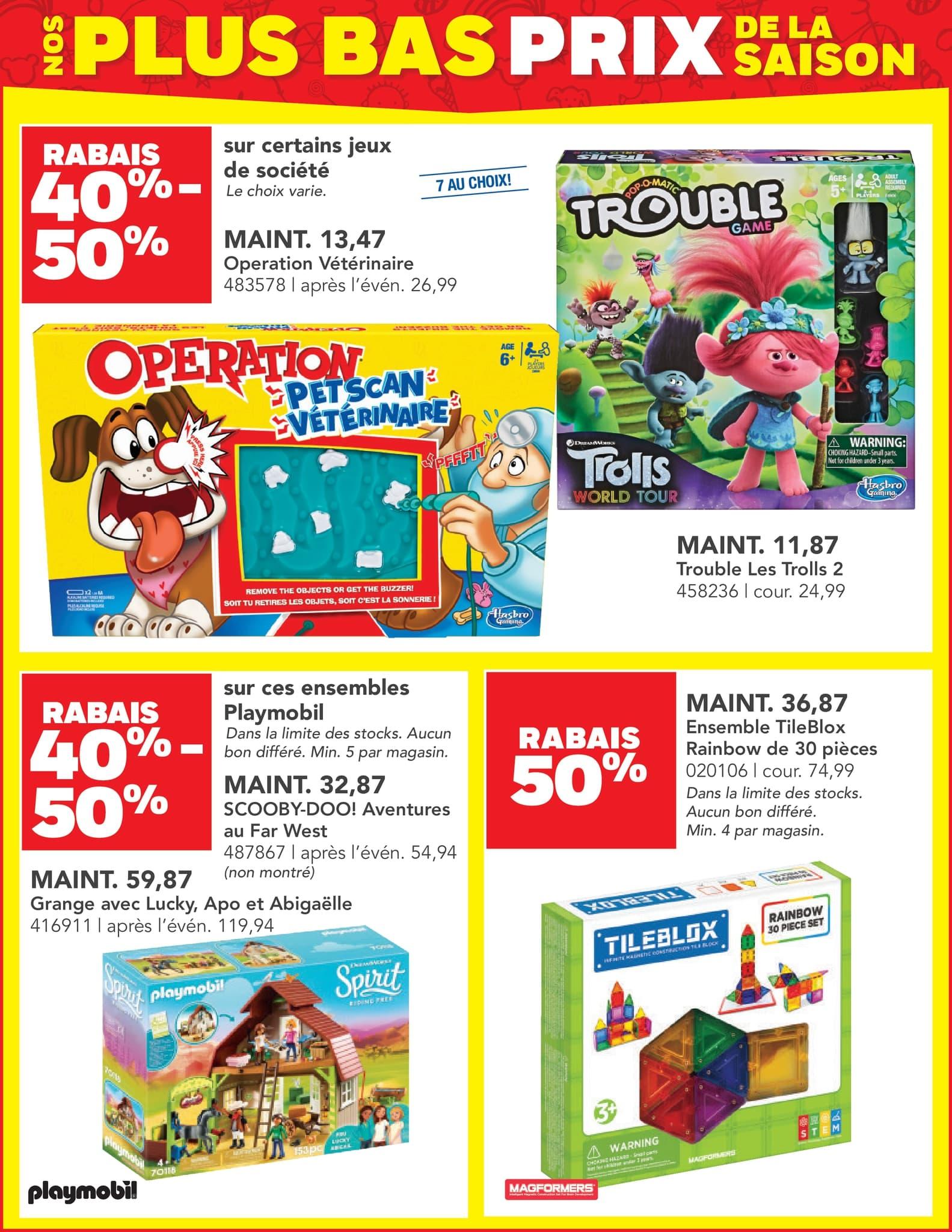 Circulaire Toys 'R' us du 14 au 27 octobre 2021 - Page 9