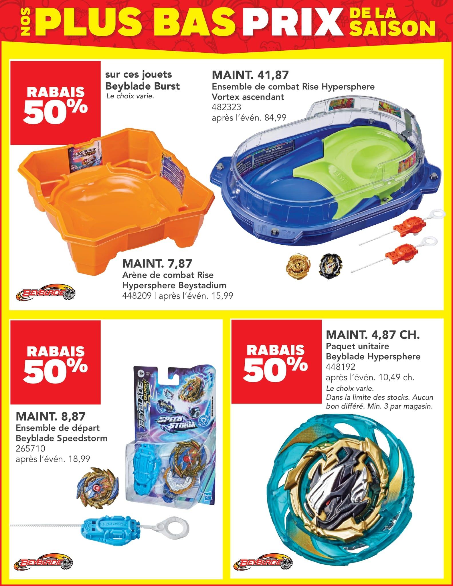 Circulaire Toys 'R' us du 14 au 27 octobre 2021 - Page 13