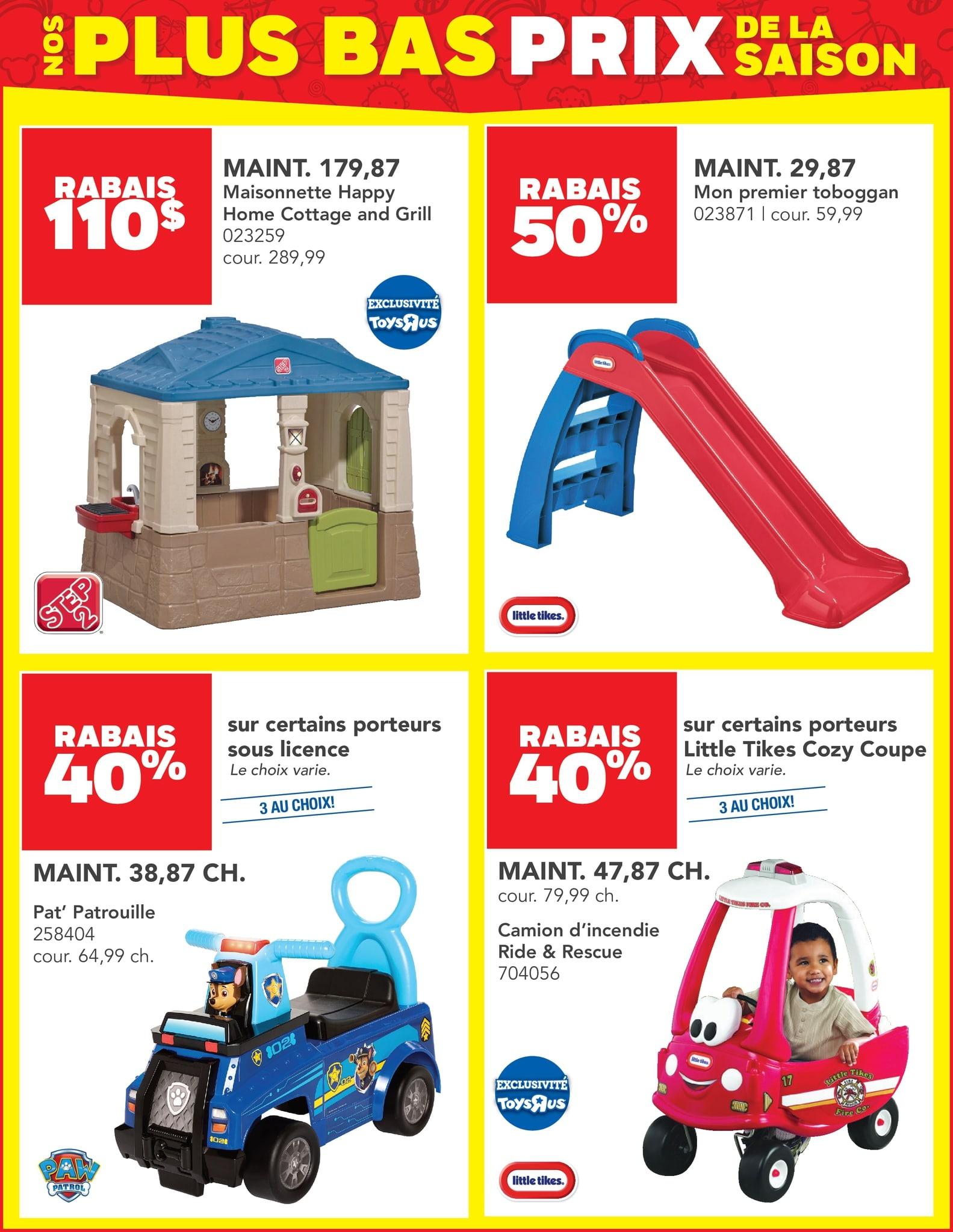 Circulaire Toys 'R' us du 14 au 27 octobre 2021 - Page 14
