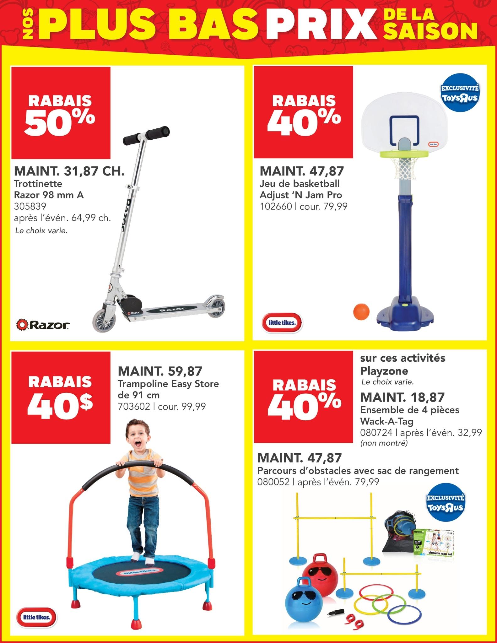 Circulaire Toys 'R' us du 14 au 27 octobre 2021 - Page 15