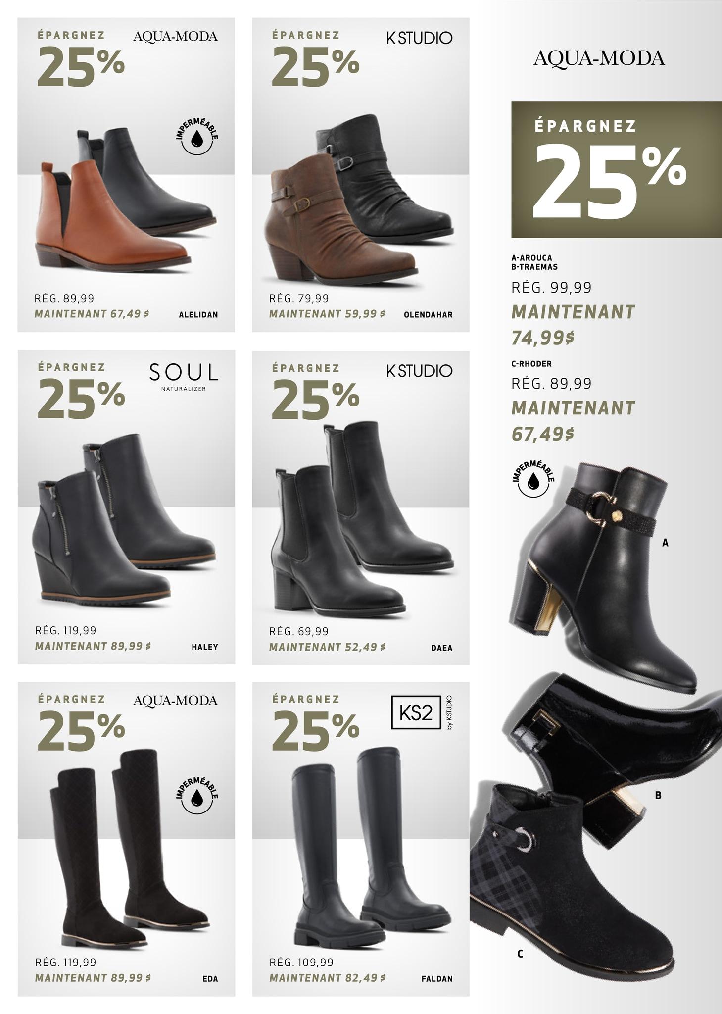Circulaire Chaussures GLOBO du 13 au 24 Octobre 2021 - Page 4