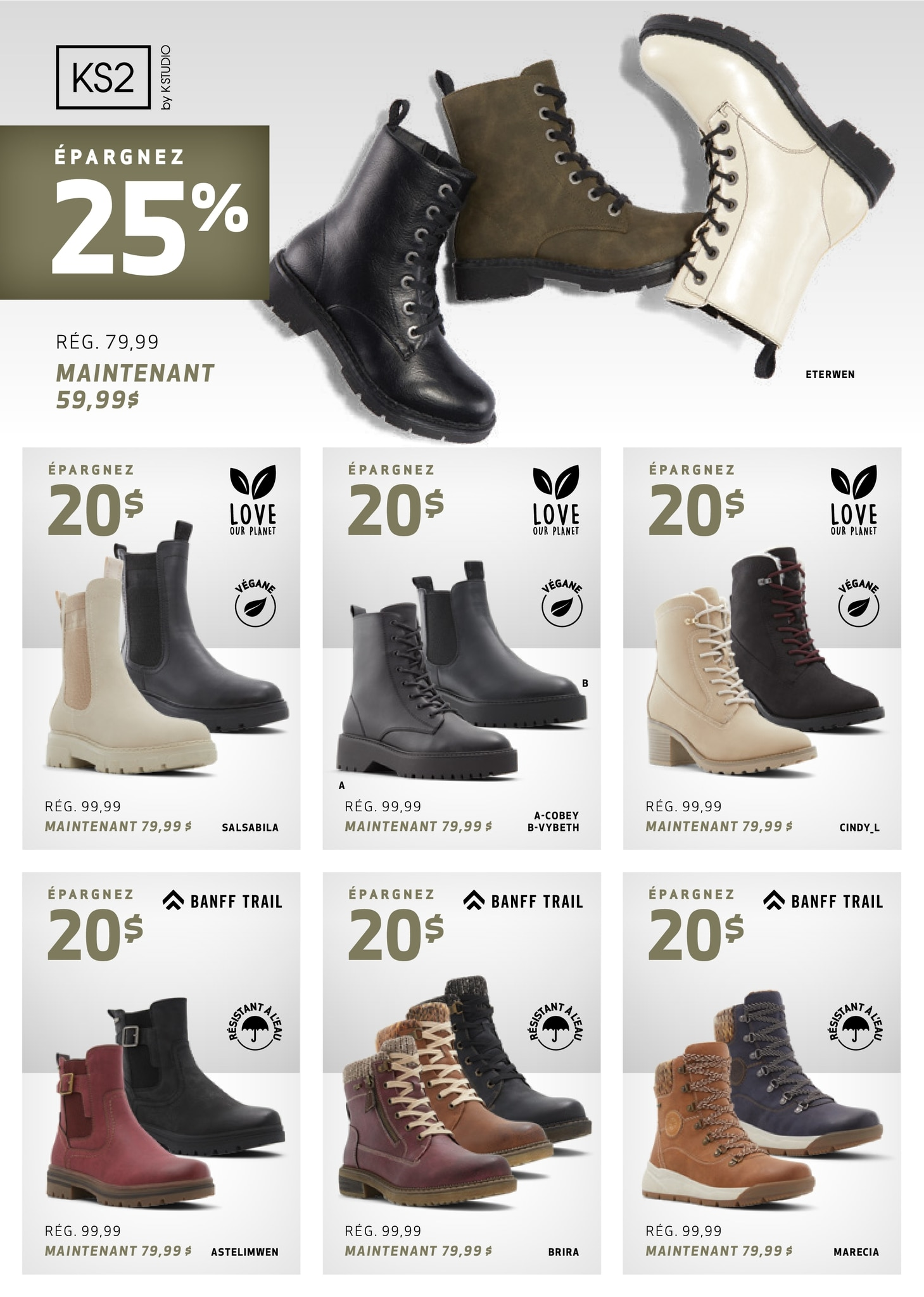 Circulaire Chaussures GLOBO du 13 au 24 Octobre 2021 - Page 5