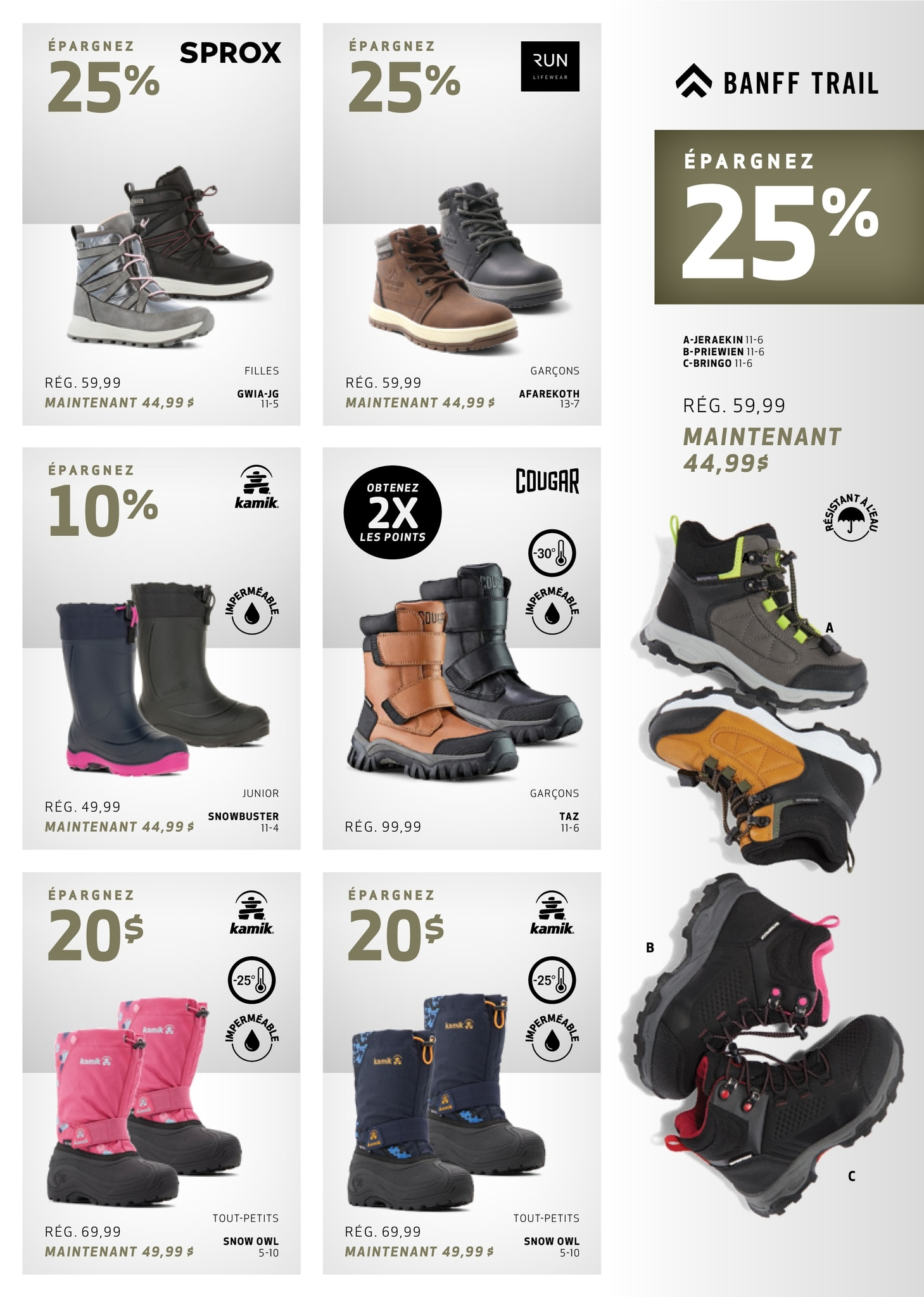 Circulaire Chaussures GLOBO du 13 au 24 Octobre 2021 - Page 6
