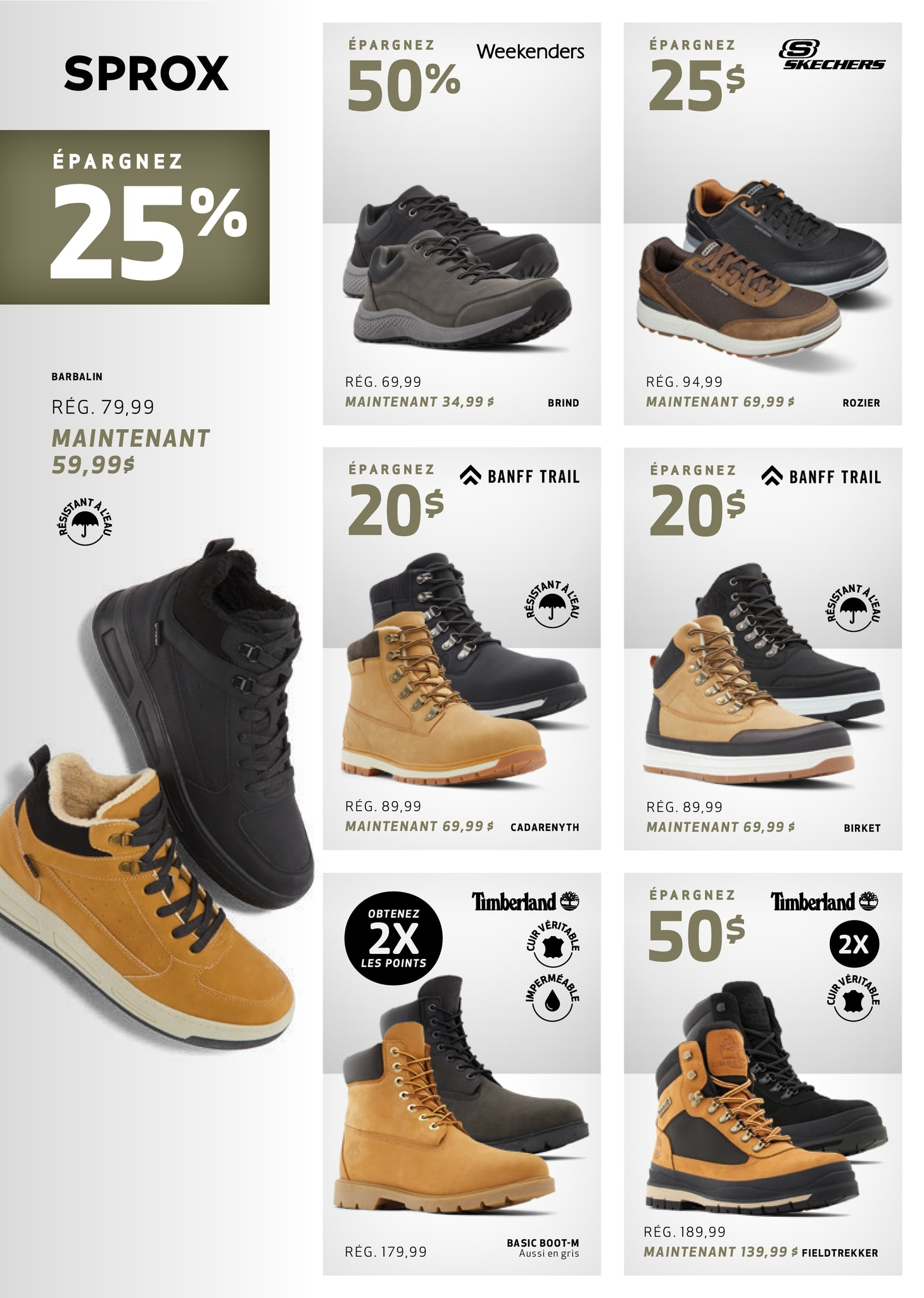 Circulaire Chaussures GLOBO du 13 au 24 Octobre 2021 - Page 7
